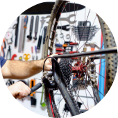 Bicycle Repair: Cygnus Cycles
